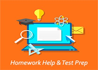 homework help and test prep